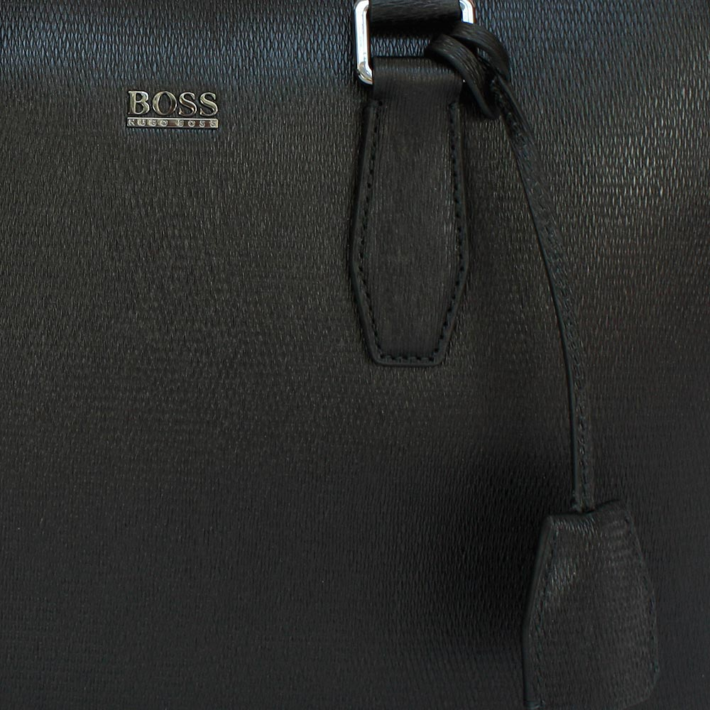 hugo boss business tasche sumei black ebay. Black Bedroom Furniture Sets. Home Design Ideas